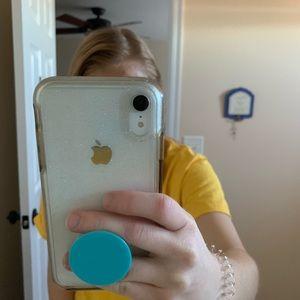 iPhone XR OtterBox Symmetry Case & Popsocket